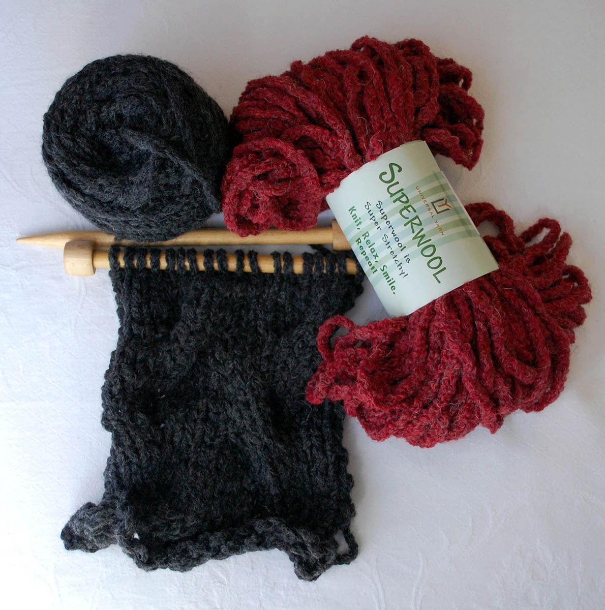 Sunday Swatch Superwool_blog