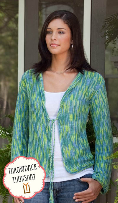 Rainforest Cardigan in Seasong from web_throwback