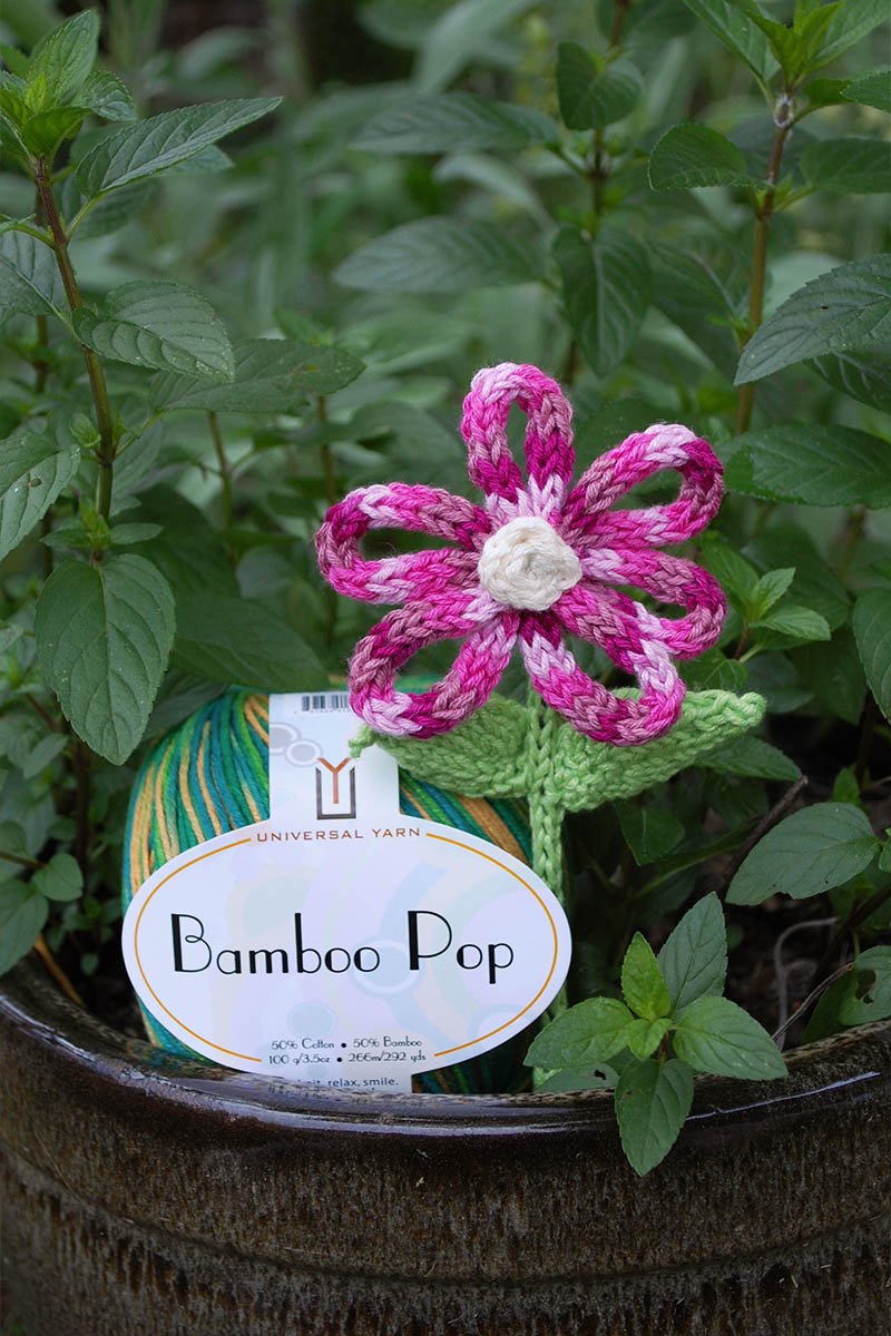 SS Bamboo Pop flower