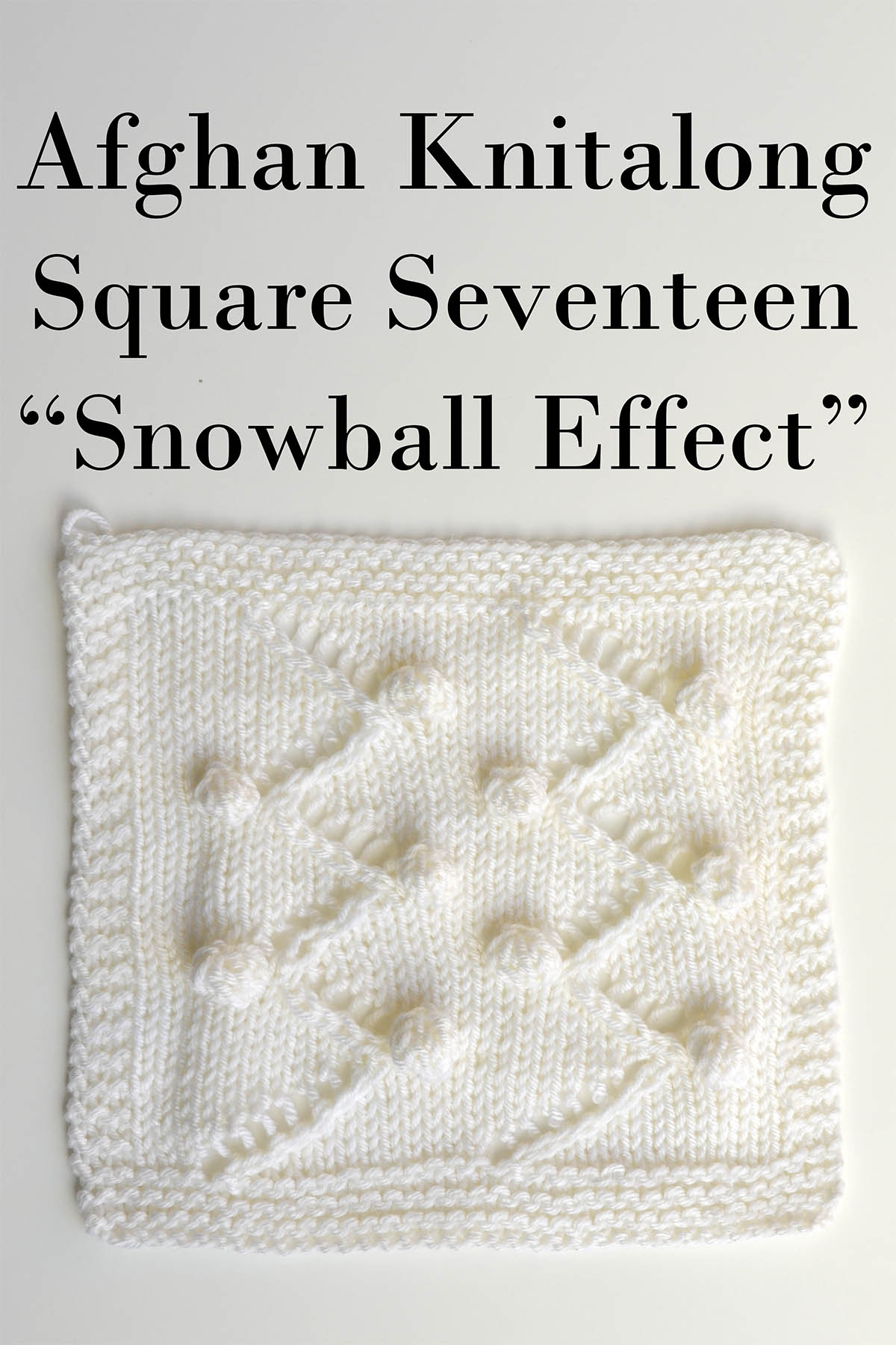 17 Snowball Effect with title blog