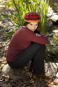 Deluxe Worsted e-book Poplar Beret 2 blog