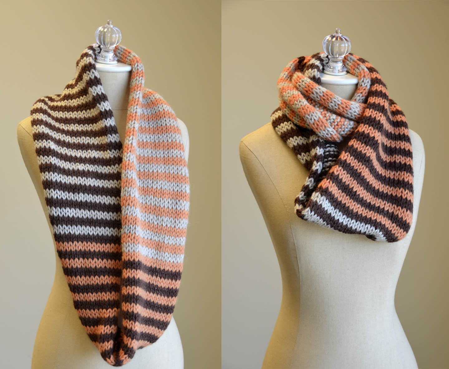 Quick Cowls Everyone Likes Stripes Cowl DChunky_Facebook
