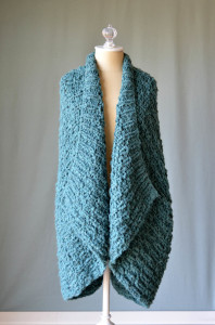 Insulate Cardigan mannequin_blog