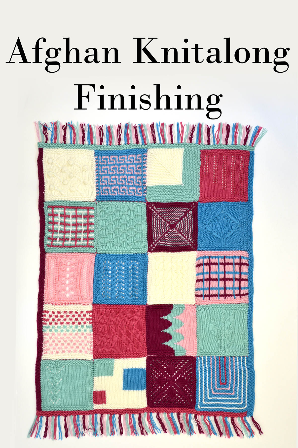 21 Finished Blanket with title blog