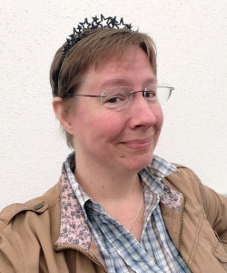 Heather birthday tiara