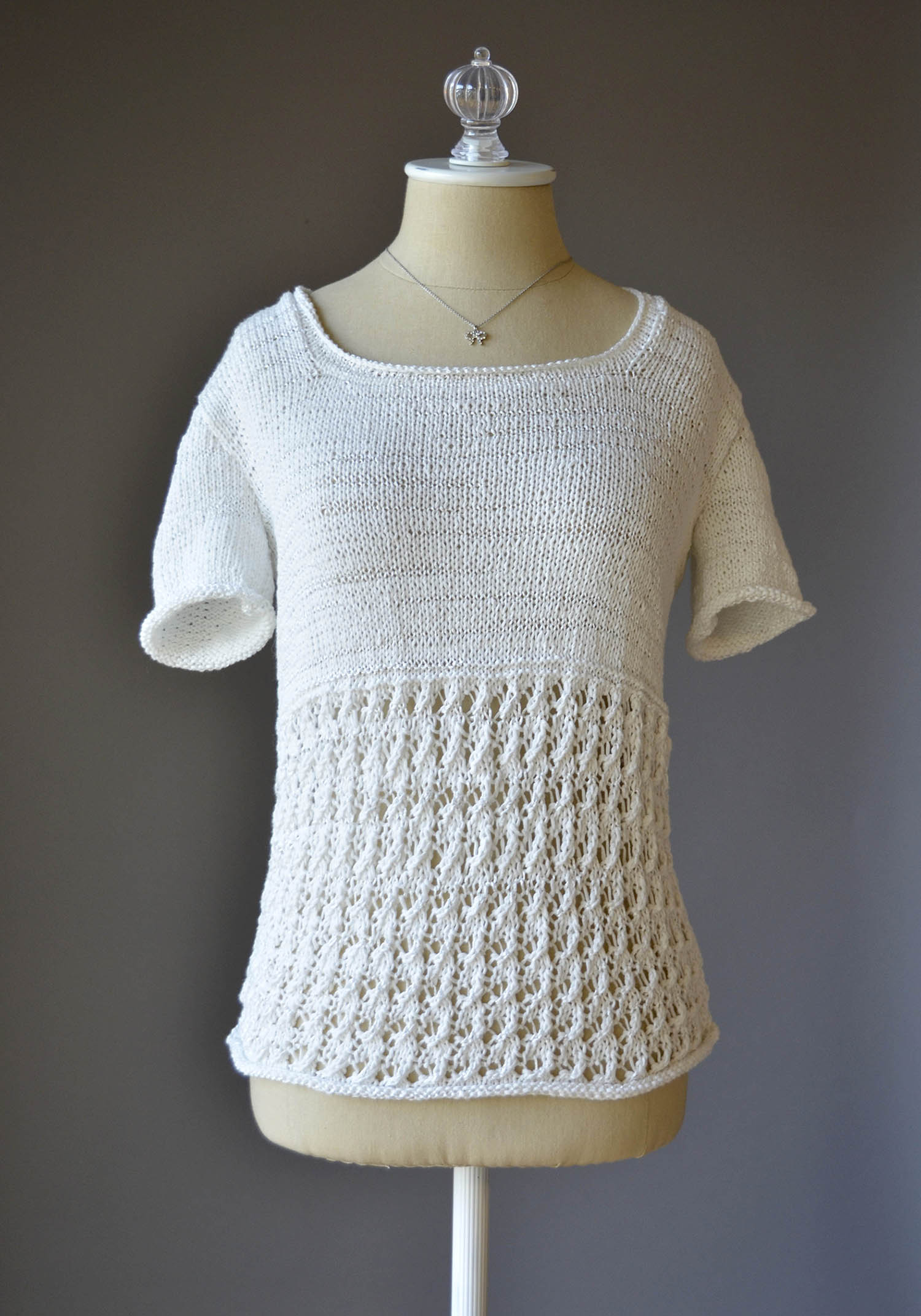 Lumen Mermaid Tunic blog