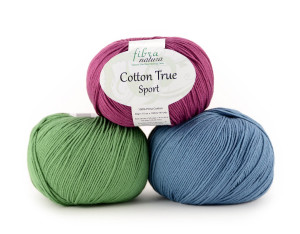 Cotton True Sport 3 balls blog