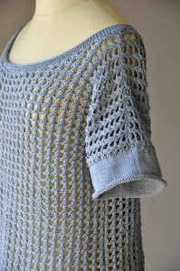 Rocked pick up and knit E blog