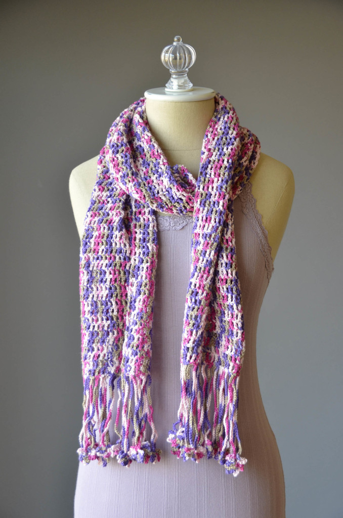 Bamboo Pop Flower Fringe Scarf 2_blog