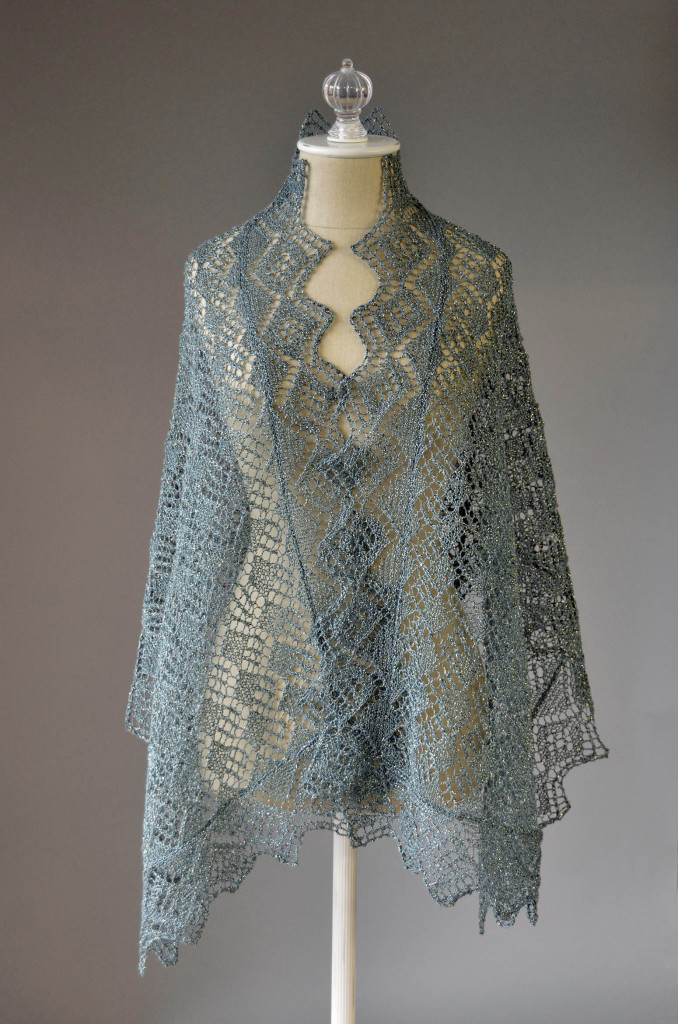 Whimsical Shawl 1 blog