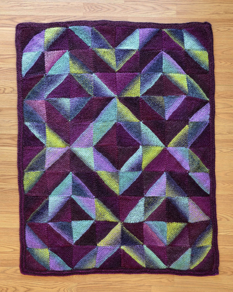 Free Quilt Patterns For Throws : Free Pattern Friday Quilt Universal Yarn Creative Network
