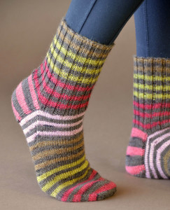 Back to Basics Socks 3 blog