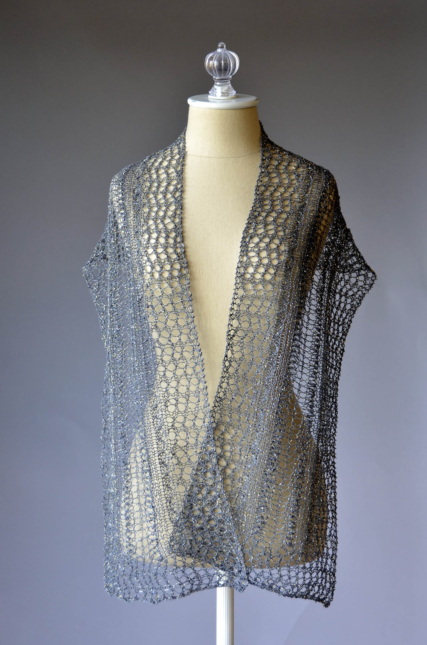 Loose Knit Shawl Pattern : Free Pattern Friday Universal Yarn Creative Network Page 5