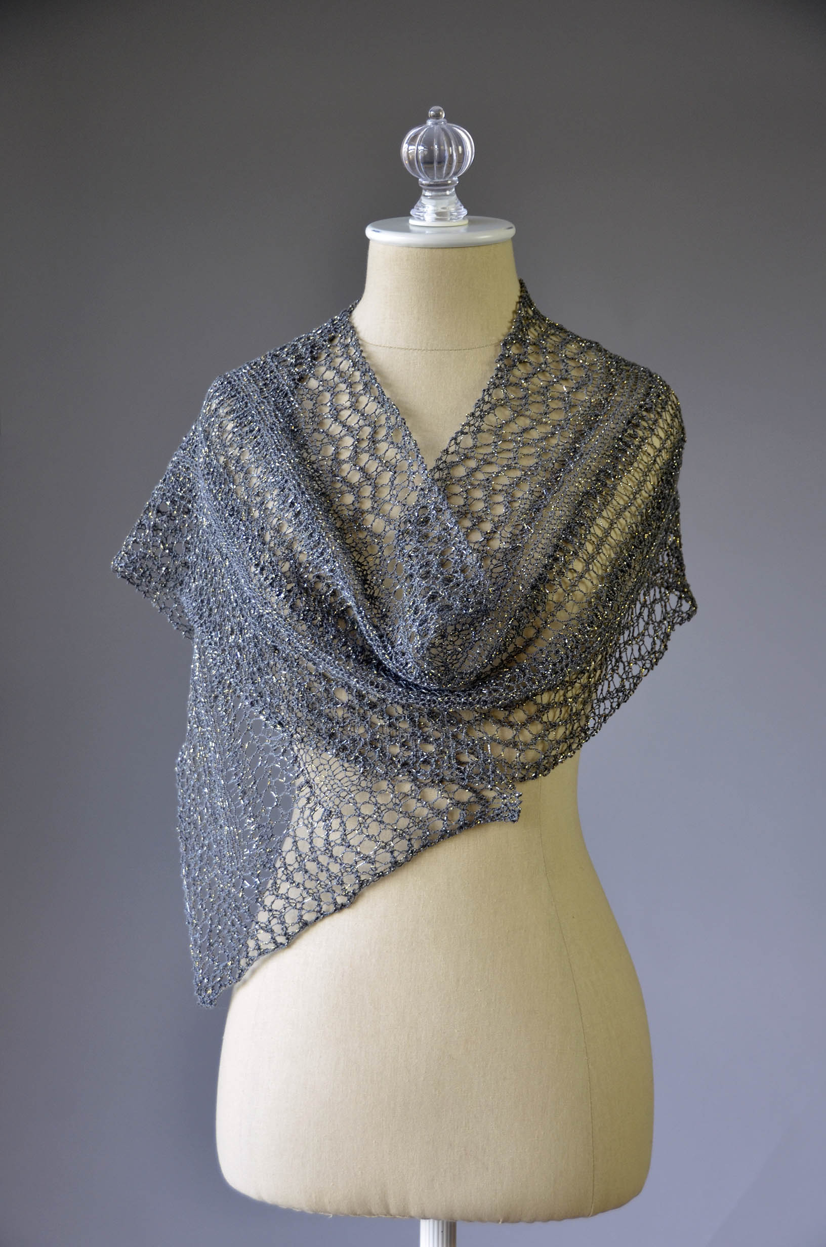 Free Pattern Friday – Starry Road Scarf | Universal Yarn Creative ...