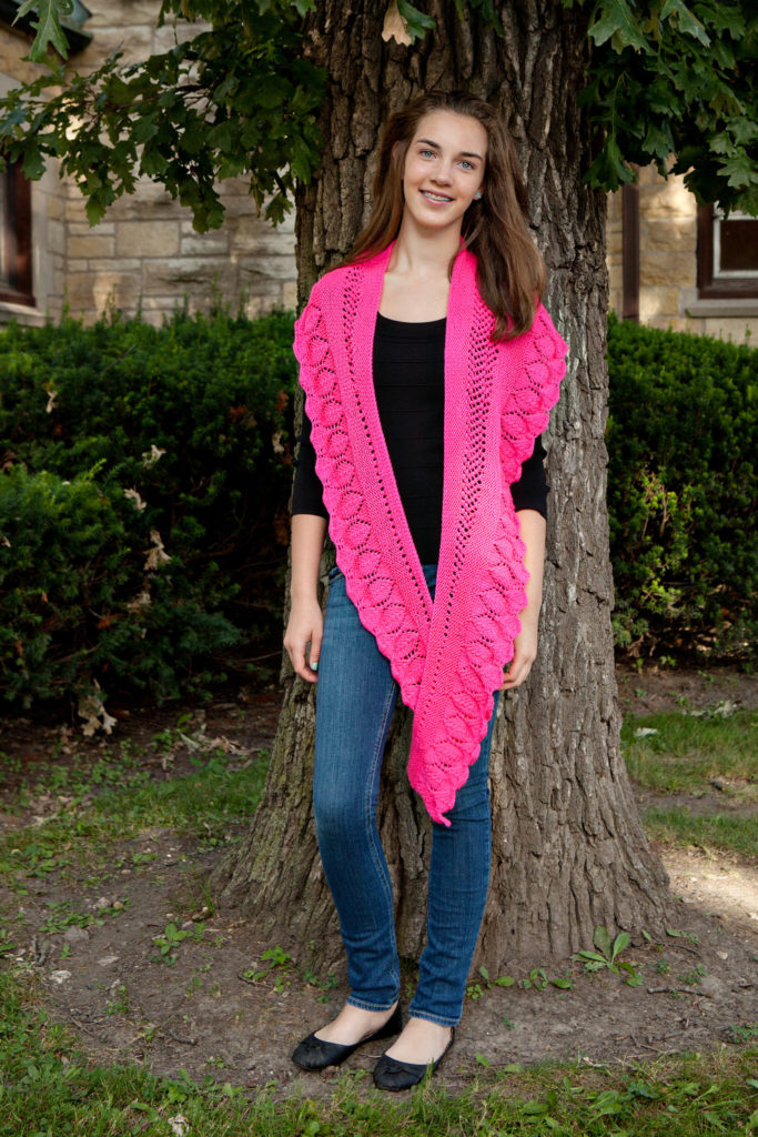 UptownDK Sizzle Scarf blog