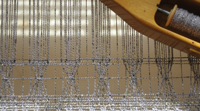 Weaving Wednesday – Sparkle Windows