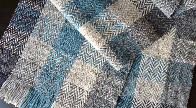Weaving Wednesdays – Herringbone Sampler