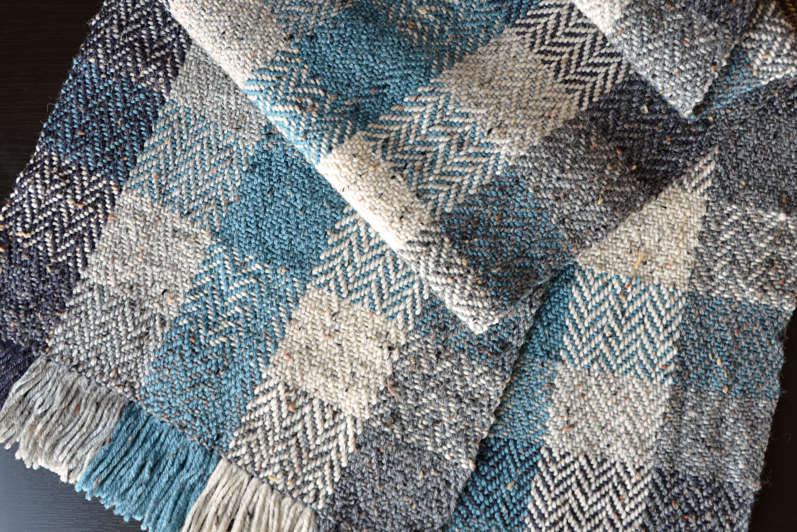 Weaving Wednesdays – Herringbone Sampler – Universal Yarn Creative ...