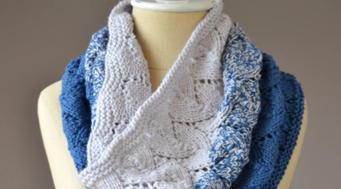 Free Pattern Friday – Mingle Cowl