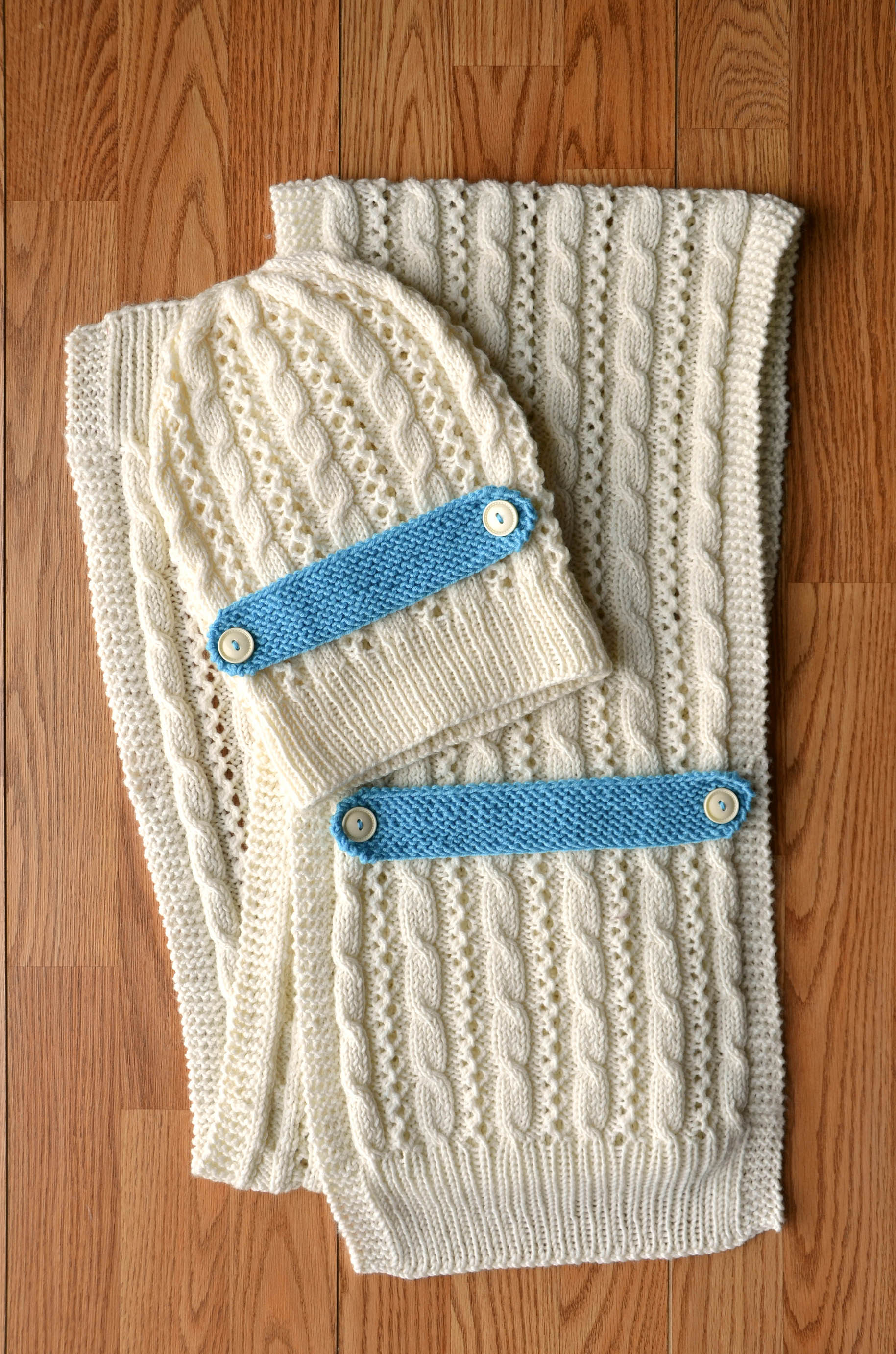 Free Pattern Friday – Button Up Hat and Scarf – Universal Yarn ...