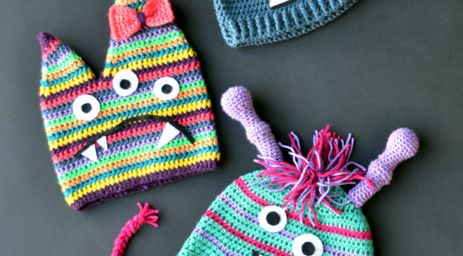 Emergency Monster Hats