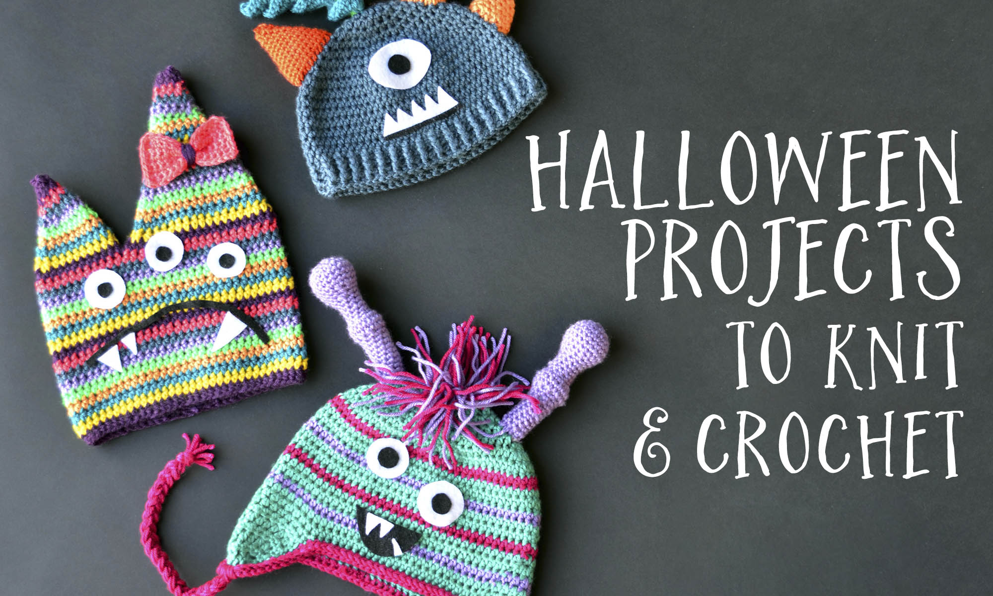 acb5163f8e5 Halloween Projects – Universal Yarn Creative Network